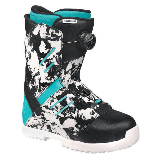 Flow Deelite Coiler Womens Snowboard Boot 2015