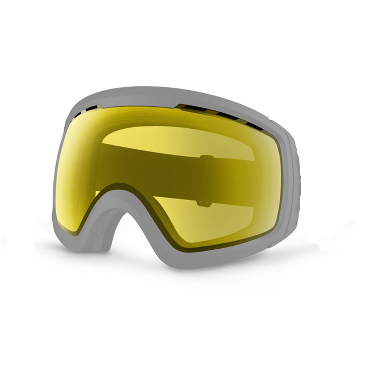 5735791dbed VON ZIPPER Feenom NLS Goggles Replacement Lens - Yellow