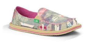 Sanuk Womens Donna Mixed Up 2015