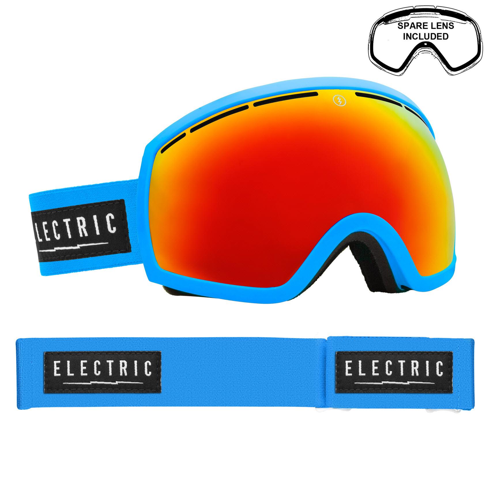 3fd0522c1fd Electric snowboard ski goggles including free spare low light jpg 1700x1700 Electric  ski goggles