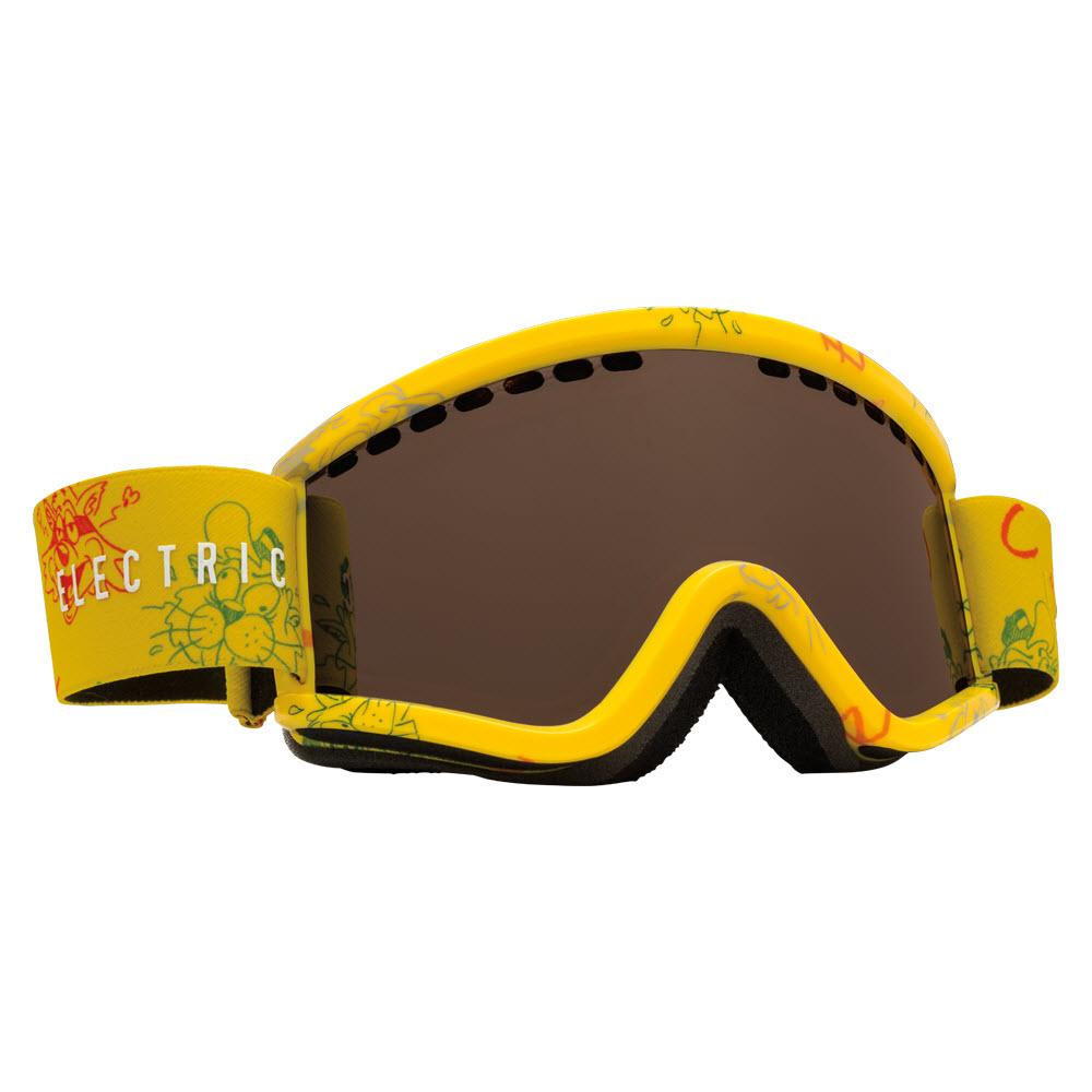 26266da9b0b Details about Electric EGV.K Kids Youth Boys Girls Snowboard Ski Goggles  2016