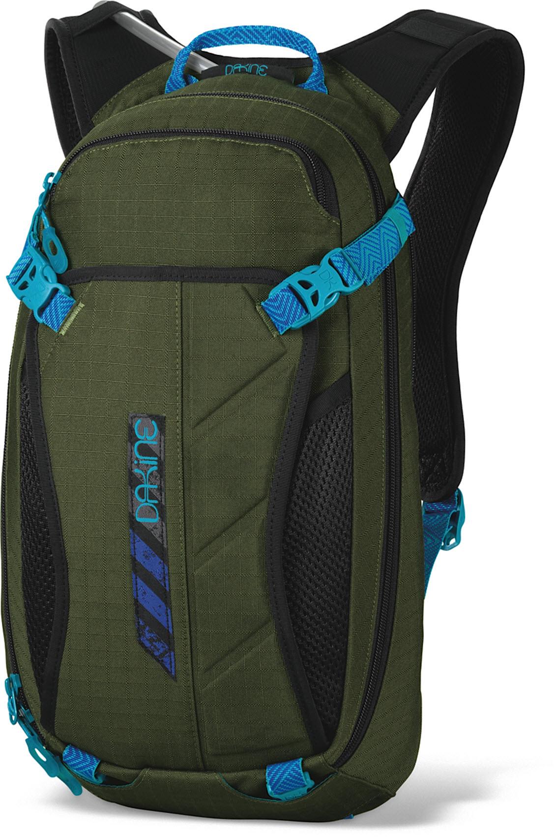 0c0915793fa8 Dakine Womens Drafter 12L Bike Backpack in Olive