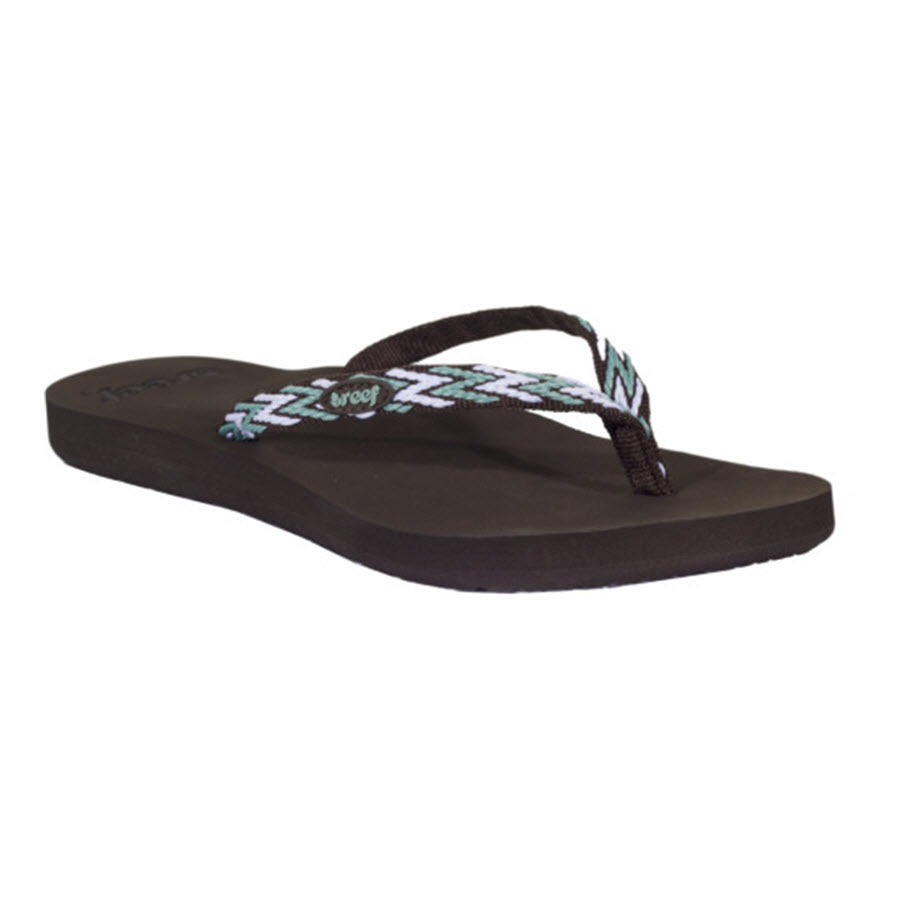 106e38fdaa26a Reef Womens Sandals Ginger Drift
