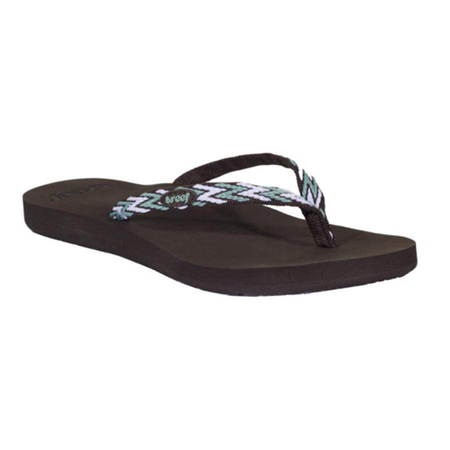 7e2af76e2cb5 Reef Womens Sandals Ginger Drift