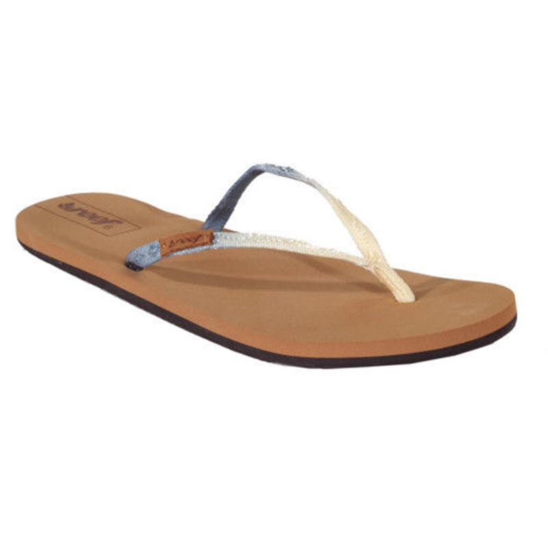 696209b762d95 Reef Womens Sandals Slim Ginger