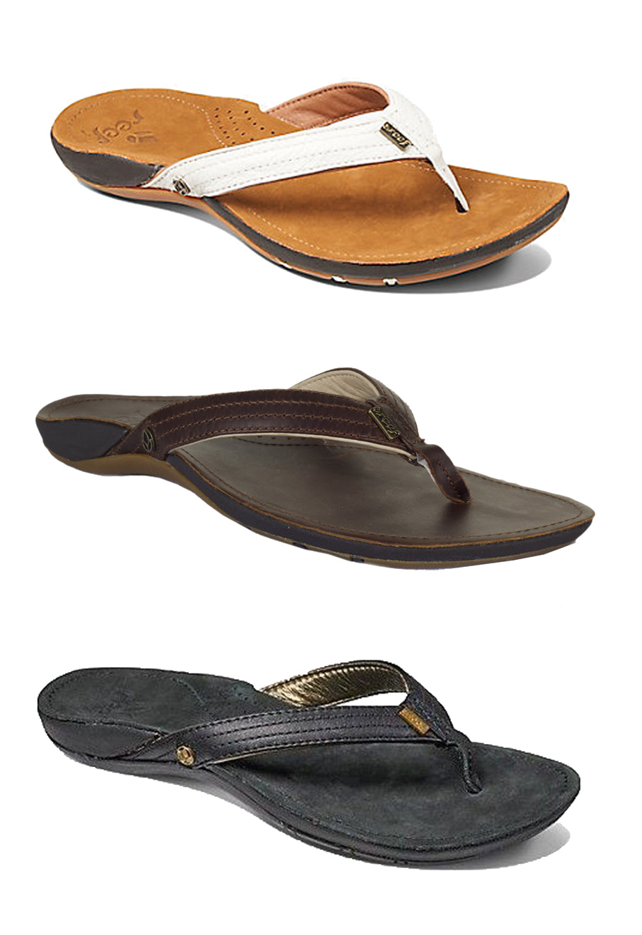 6257353d7 Details about Reef Womens Sandal - Miss J-Bay - Flip Flops