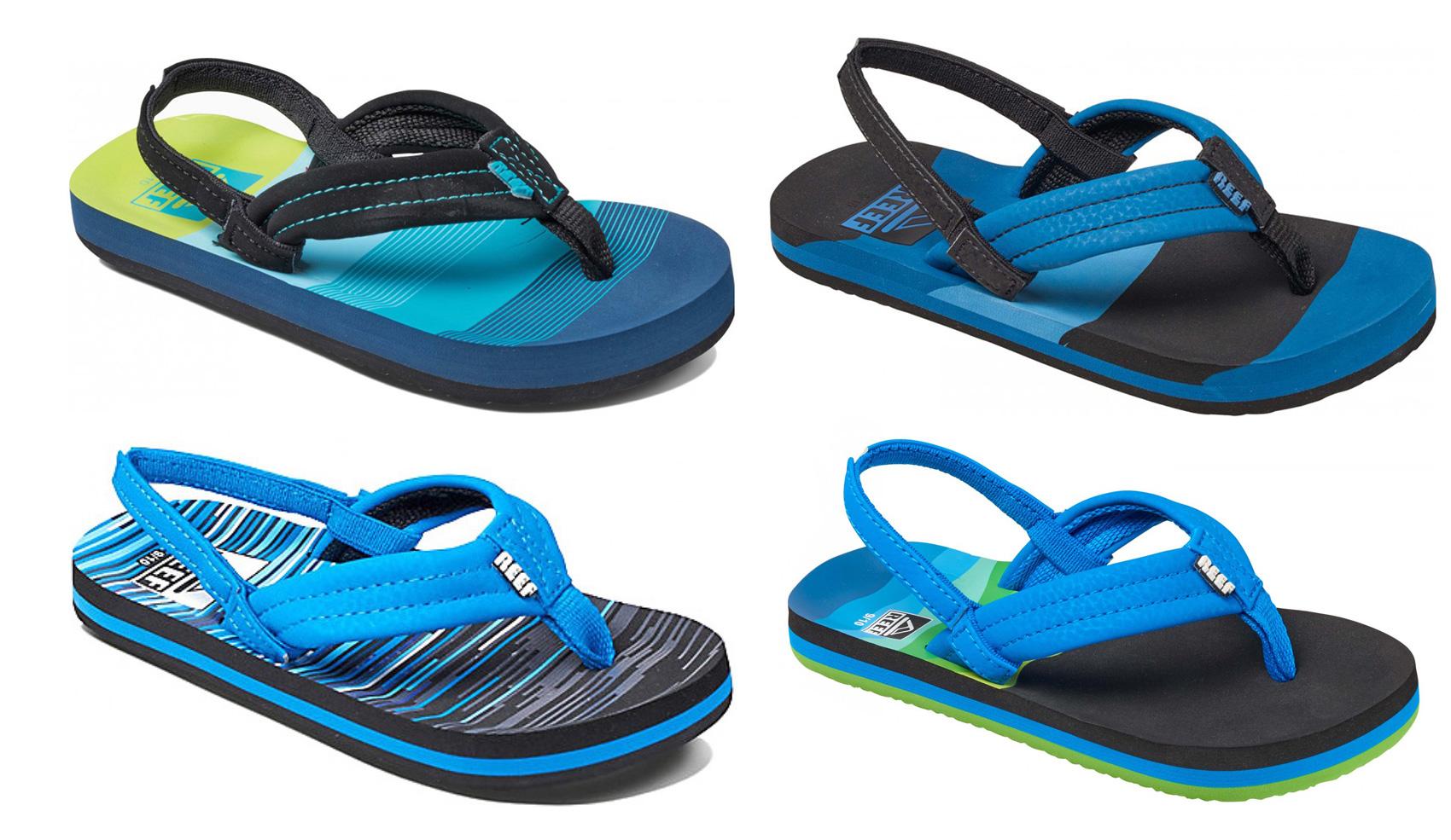 86c6e3449b12 Sentinel Reef Kids Sandals - Ahi - Aqua