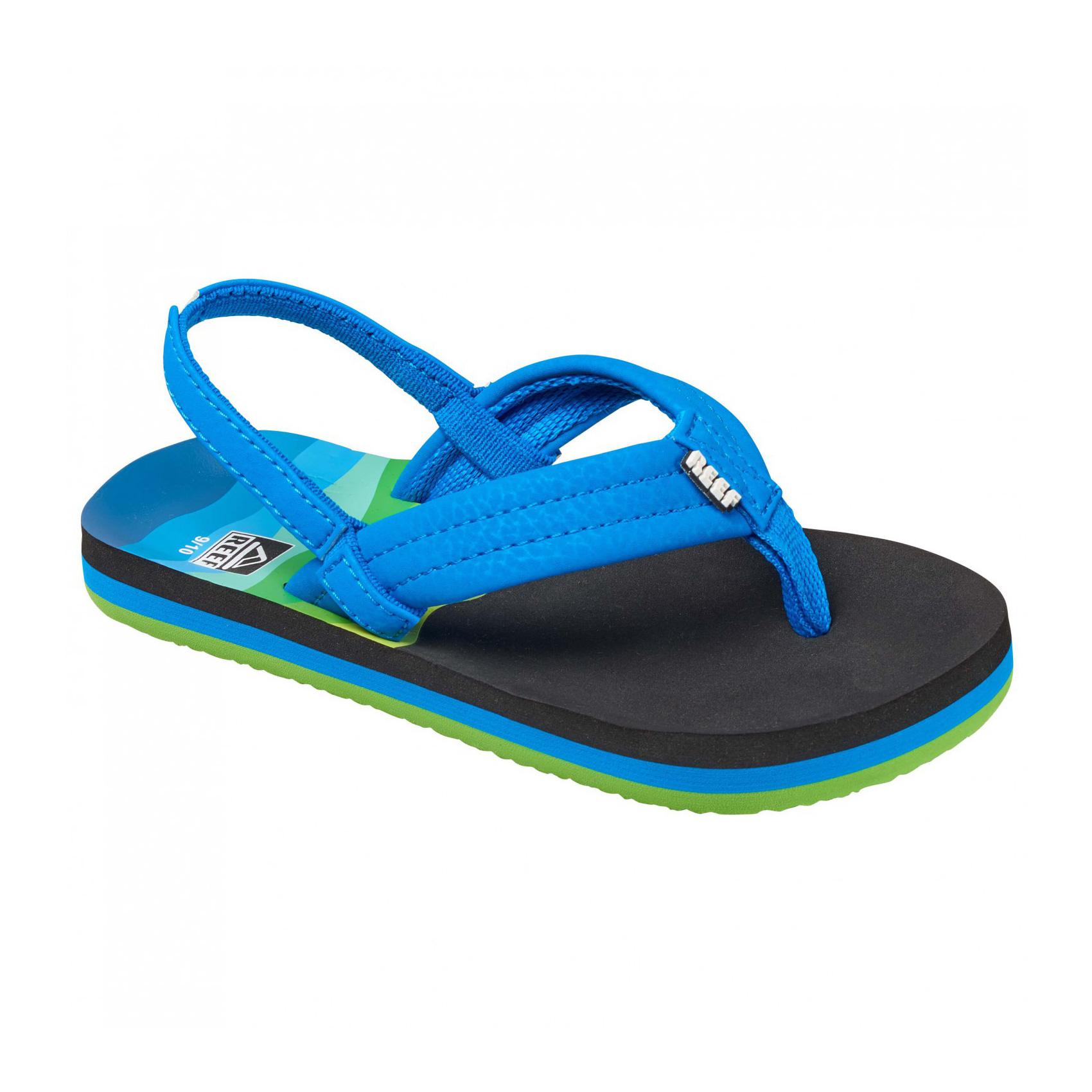 6359b5d05133 Reef Ahi Flip Flops Kids