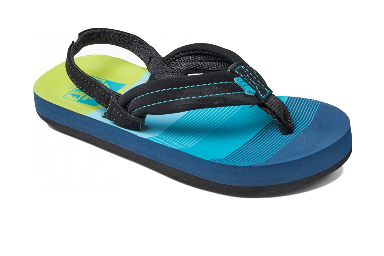 a14cbc97289d  Reef Ahi Flip Flops Aqua Green 2 3 Kids