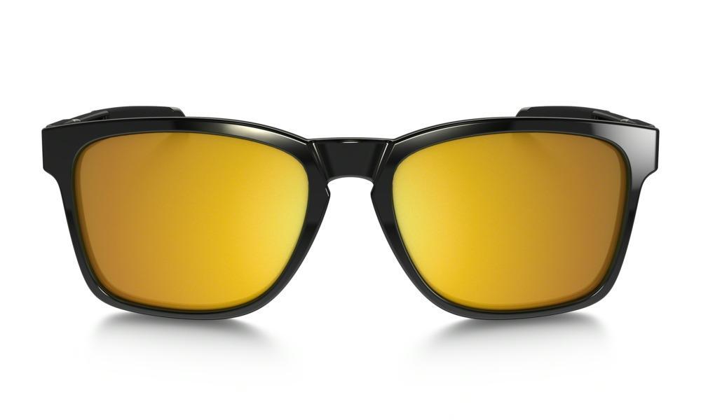 Oakley Catalyst Sunglasses in Polished Black with 24k Iridium Lens  Thumbnail 2 2fc66cbf3e