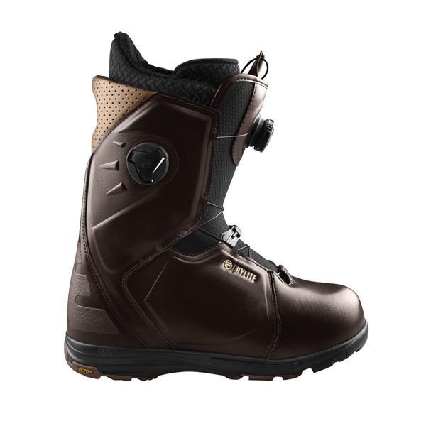 Flow Hylite Heel-Lock Focus Brown Snowboard Boots 2017