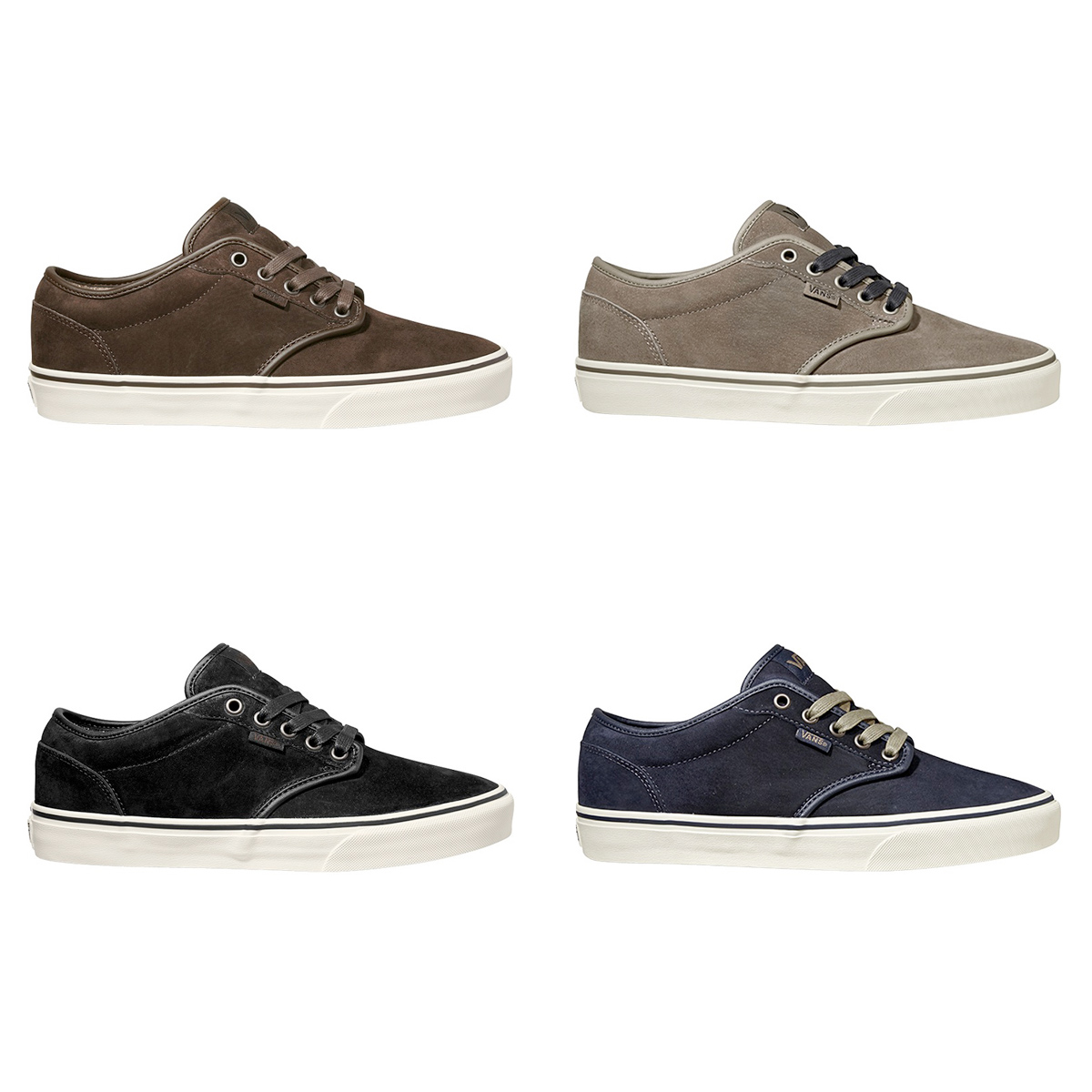 4a14487190 Details about Vans Mens Shoes - Atwood (MTE) Mountain Edition - Trainers