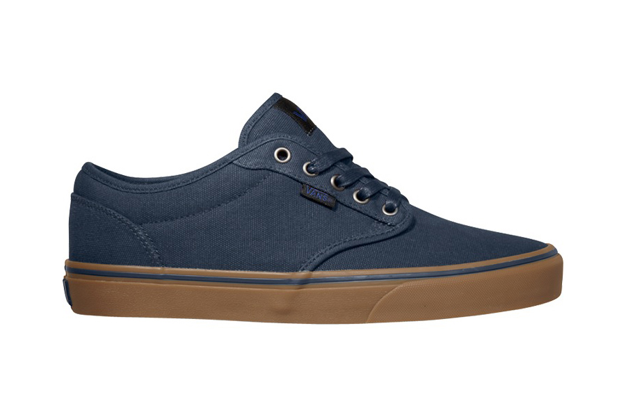 6871a7bc31 Sentinel Vans Mens Shoes - Atwood 12 OZ Canvas - Trainers