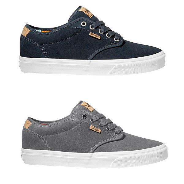 76f8c70081f168 Vans Atwood Deluxe Suede Thumbnail 2