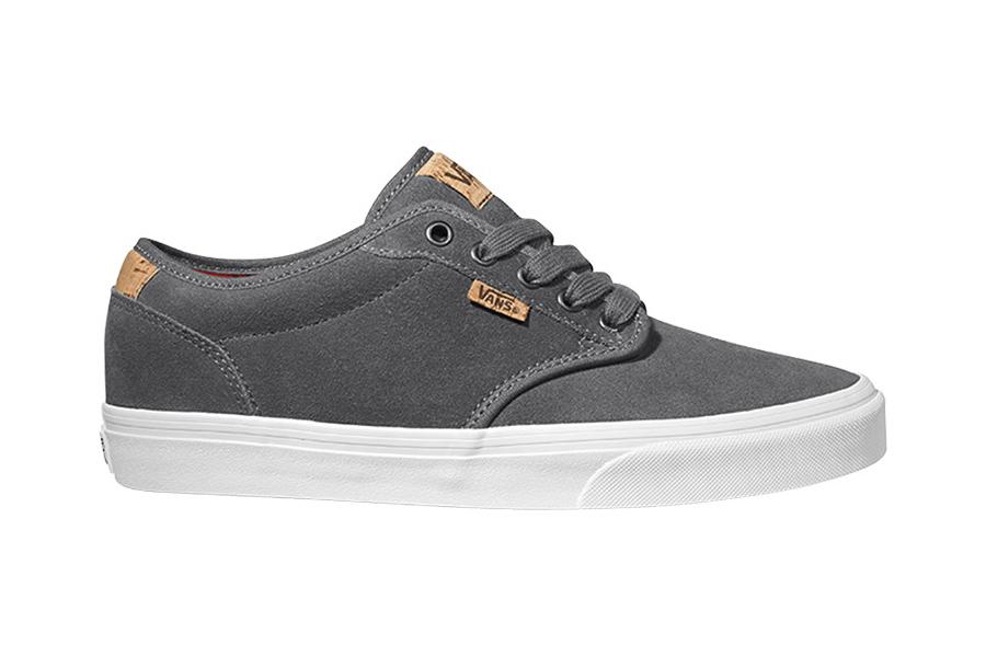 Vans-Para-Hombre-Zapatos-Atwood-Deluxe-Gamuza-skate-