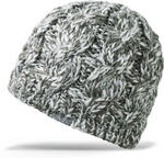 Dakine Vine Womens Beanie Hat Charcoal Mix