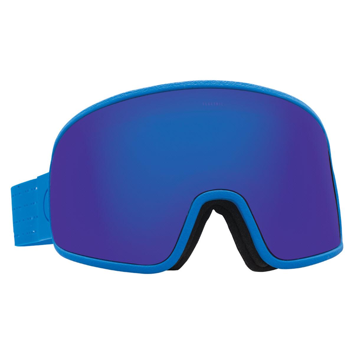 98c31f5423b Electric Electrolite Snowboard Goggles 2017 Royal Blue Brose Blue Chrome