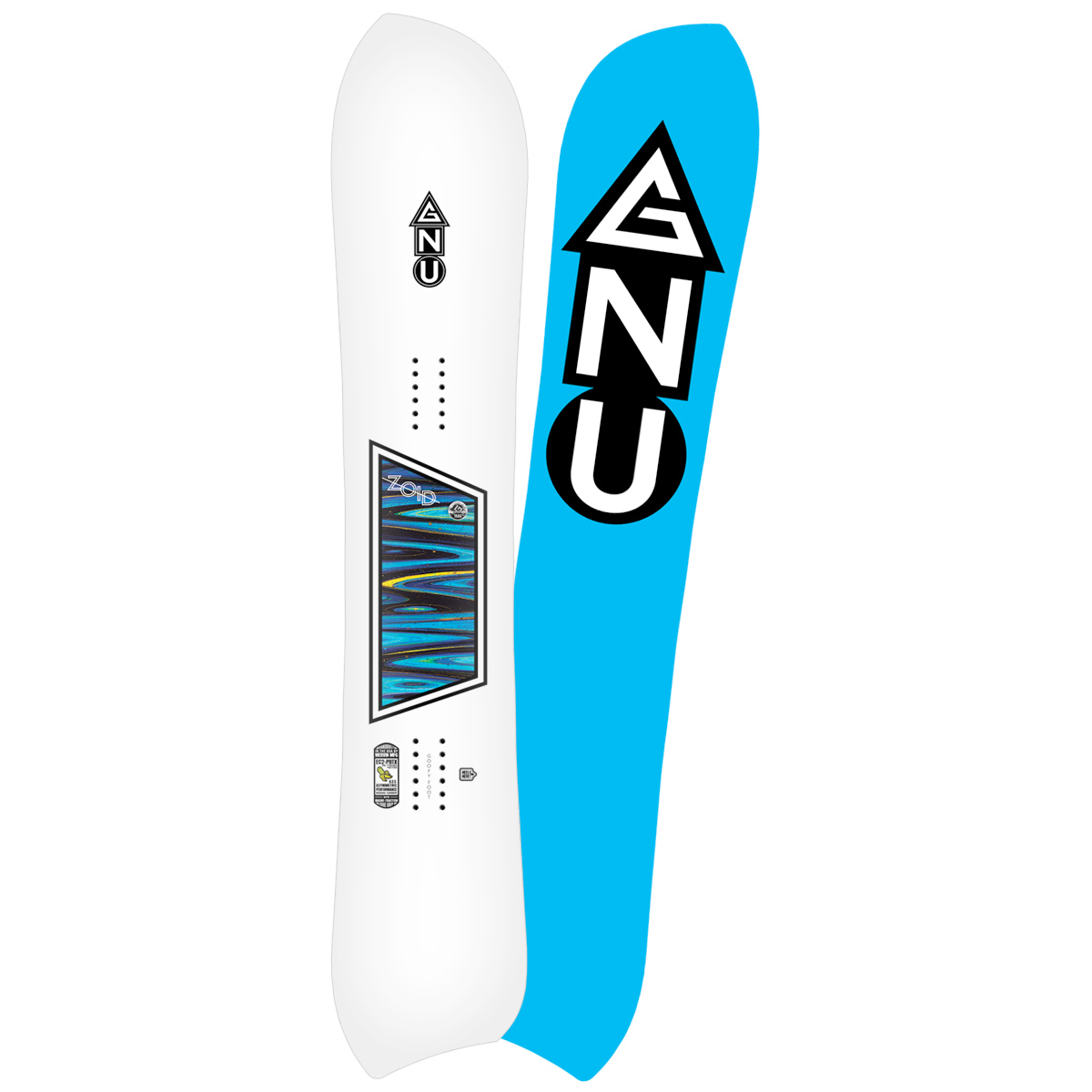 Gnu Snowboard Zoid 2016 158cm Goofy Specific Review Owner Reviews Lowest Prices