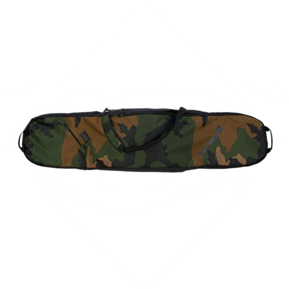 Ride Blackened Snowboard Bag 2016 Camo 172cm review