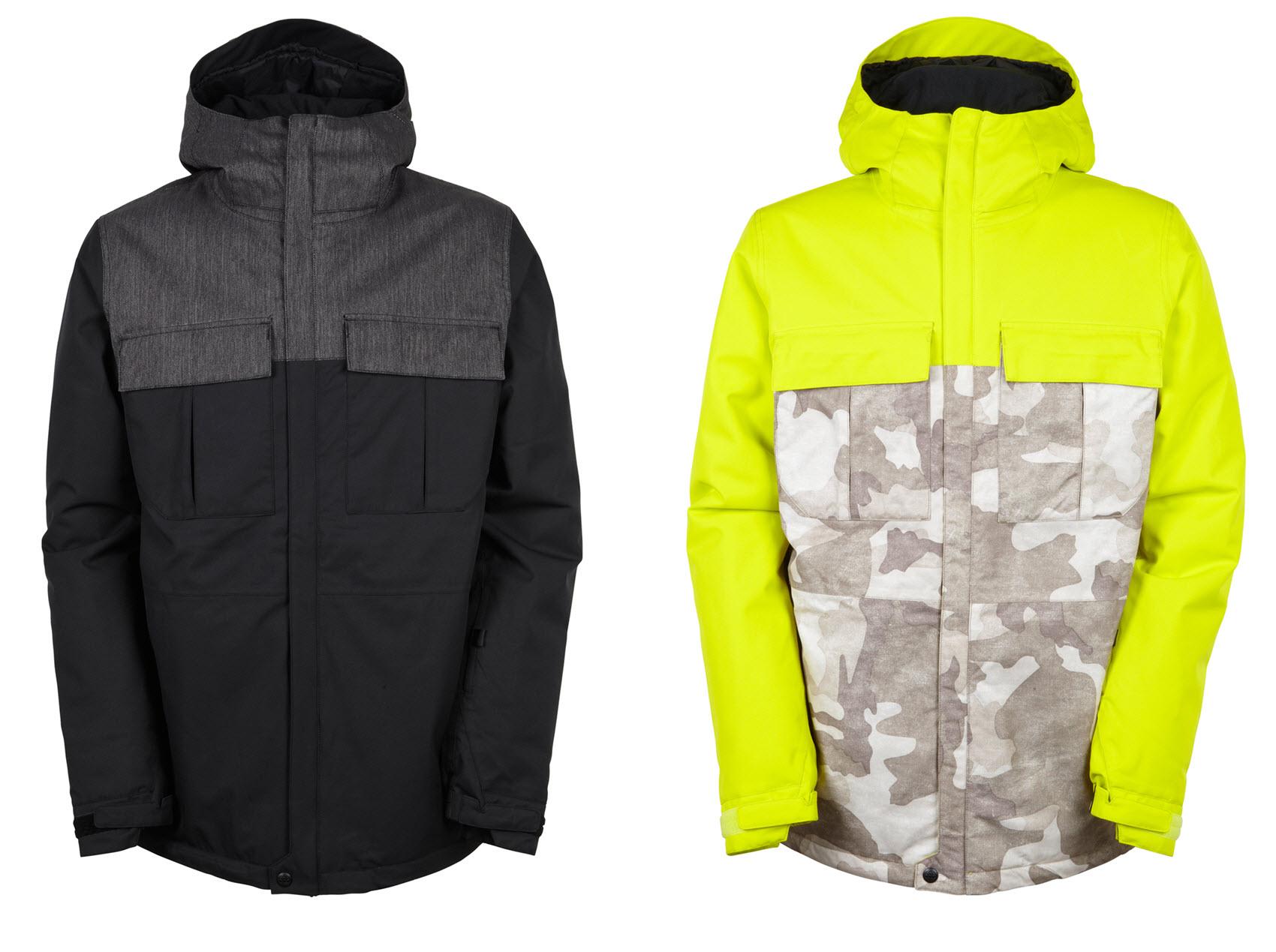 Sentinel 686 Snowboard Jacket