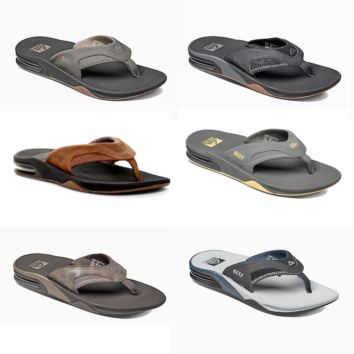 306162eb40f Details about Reef Sandal - Fanning Flip Flops - Mick Fanning Pro Model