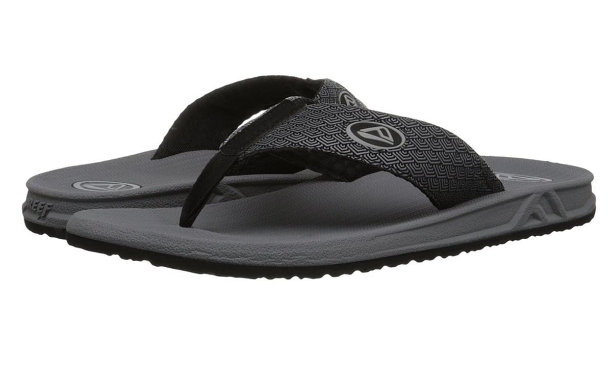 reef mens flip flop phantom sandal thong lightweight. Black Bedroom Furniture Sets. Home Design Ideas