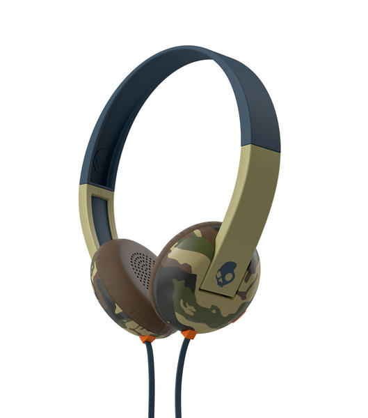 Skullcandy Uproar On-Ear Headphones w/Tap Tech