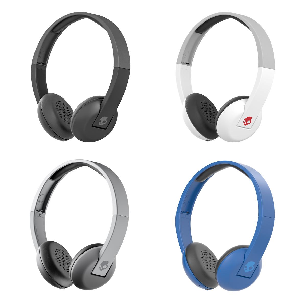 47b75c17ecb Sentinel Skullcandy Bluetooth Headphones - Uproar Wireless On-Ear -  Microphone, Smartphon