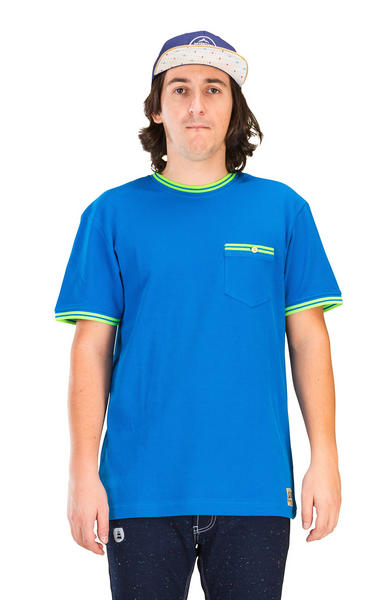 Picture Aventure Slope Tshirt Blue Large