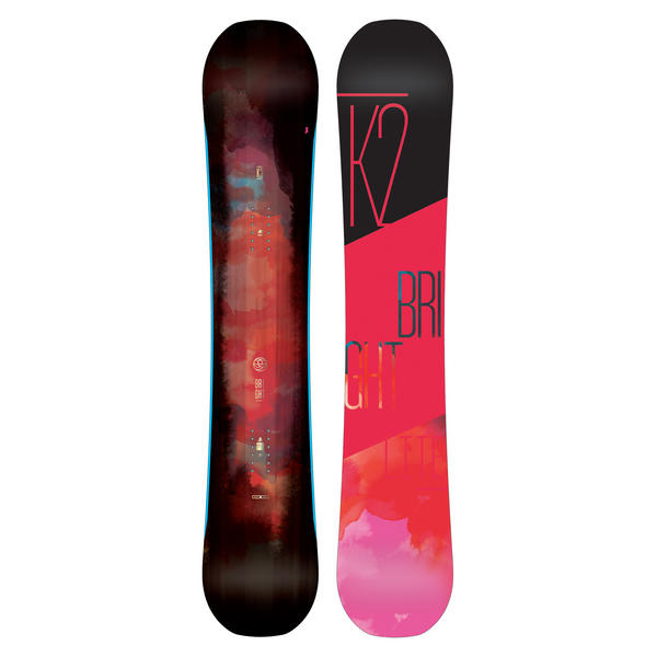 K2 Bright Lite Womens Snowboard 2017