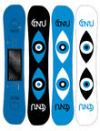 Gnu Space Case Snowboard 2017