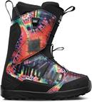 ThirtyTwo 32 Lashed FT Sample Mens Snowboard Boots Tie Dye 2017 UK 8