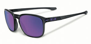 Oakley Enduro Sunglasses in Black Ink with Violet Iridium Polarized Lens