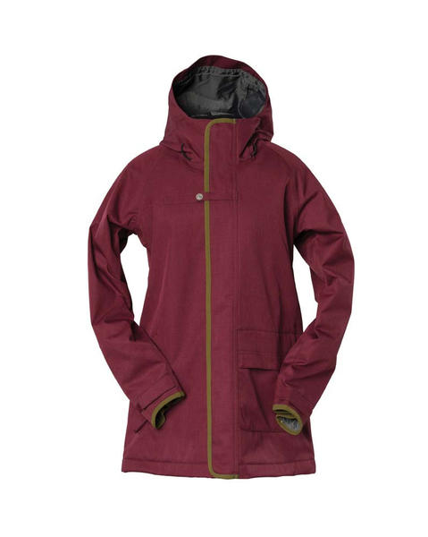 Bonfire Gold Collection Canyon Creek Womens Snowboard Jacket 2017