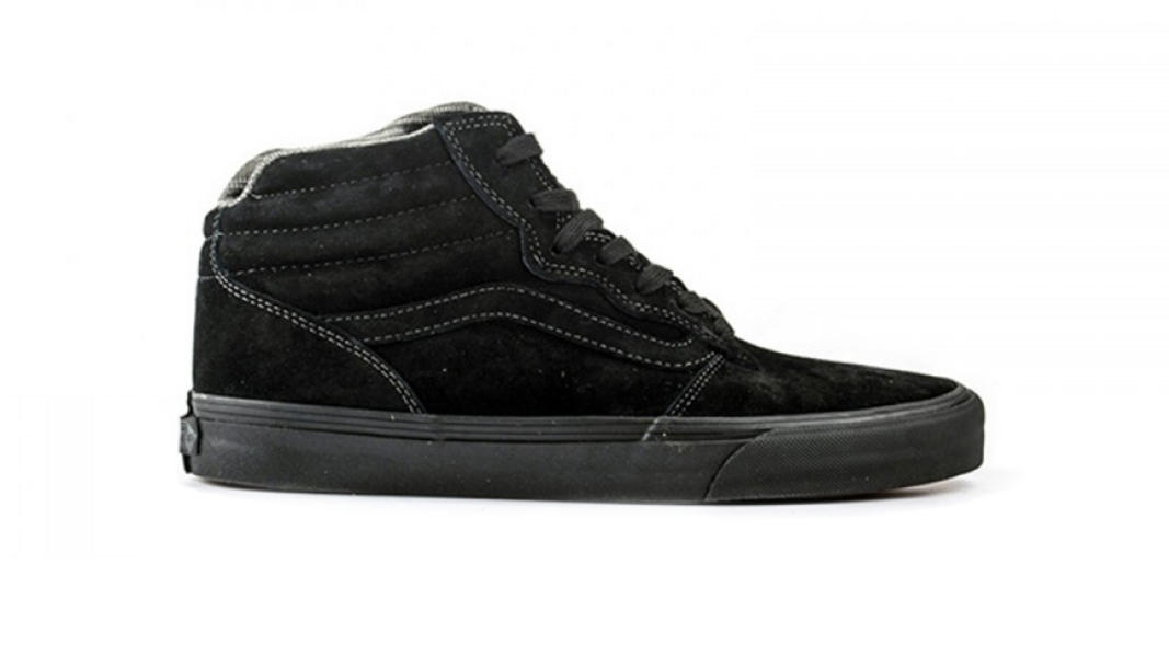 Vans Milton Hi Mens Skate Shoes Trainers