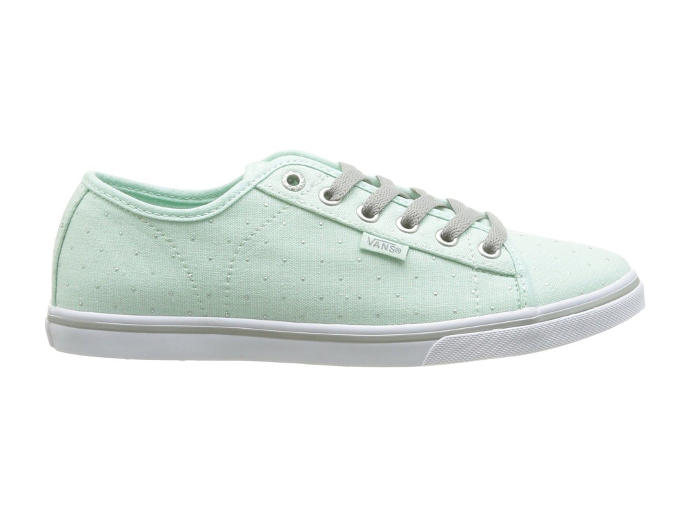 cee348b9c60100 Vans Womens Ferris Lo Pro Shoes (Studs) Bay Green