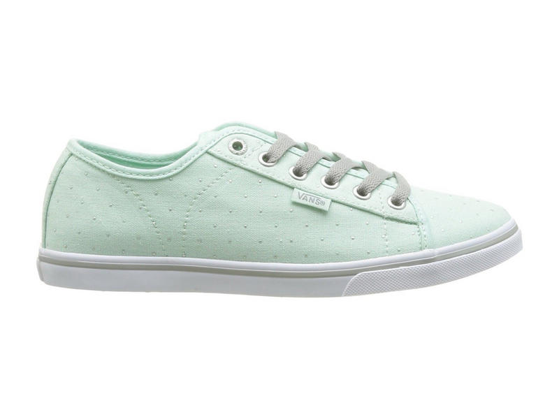 Vans Womens Ferris Lo Pro Shoes (Studs) Bay Green