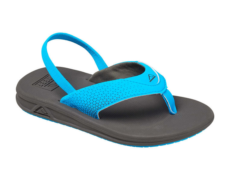 Reef Grom Rover Flip Flop 2017 Grey Blue