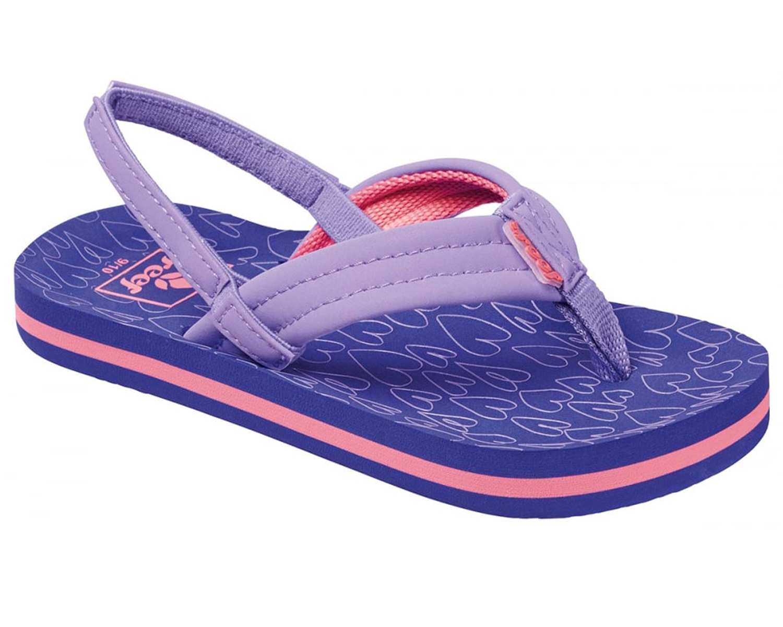 a3489c337f11 Reef Little Ahi Flip Flops Kids