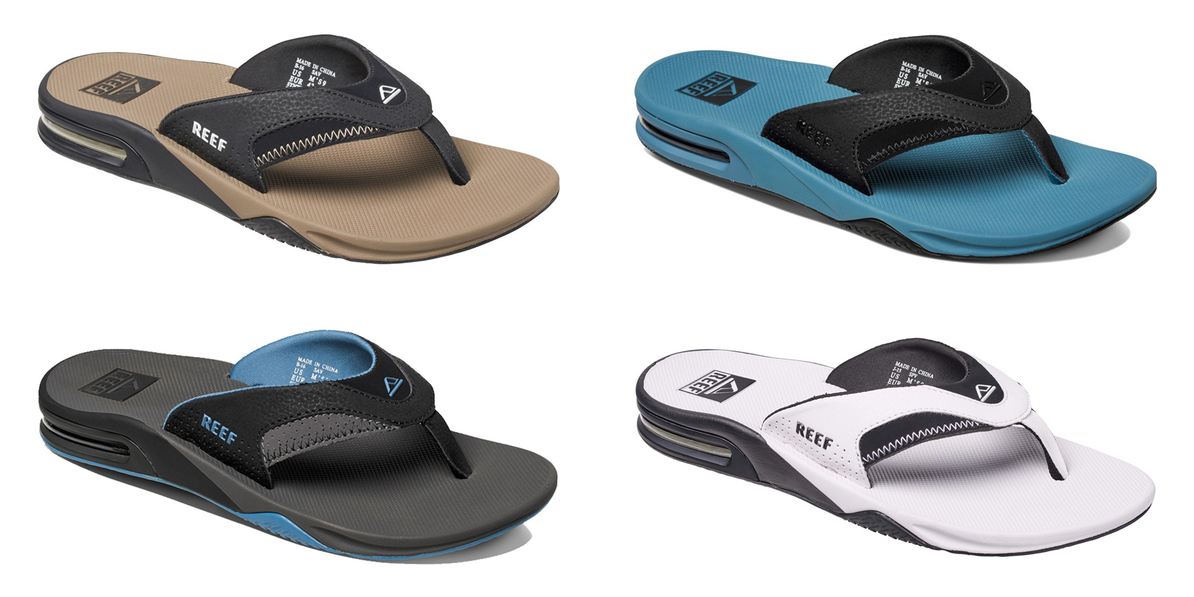 c74c4a41756ce1 Details about Reef Sandal - Fanning - Flip Flops