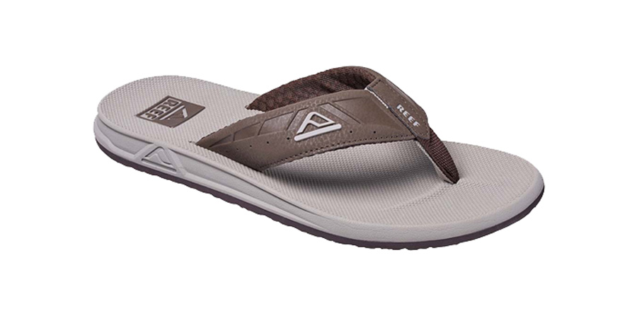 182742040087 Reef Phantoms Rf002046 Grey Thong Flip Flop Sandals Mens UK 9 Eur43 ...
