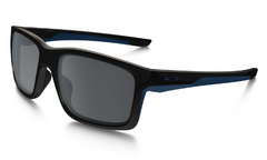 Oakley Mainlink Sunglasses Black Navy with Black Iridium Lens