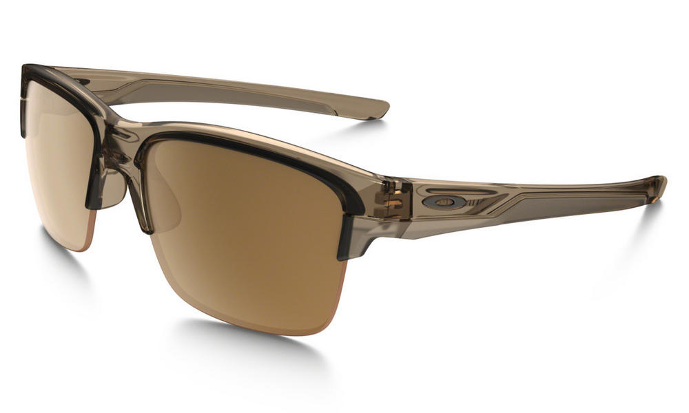 Oakley Thinlink Sunglasses Sepia with Dark Bronze Lens