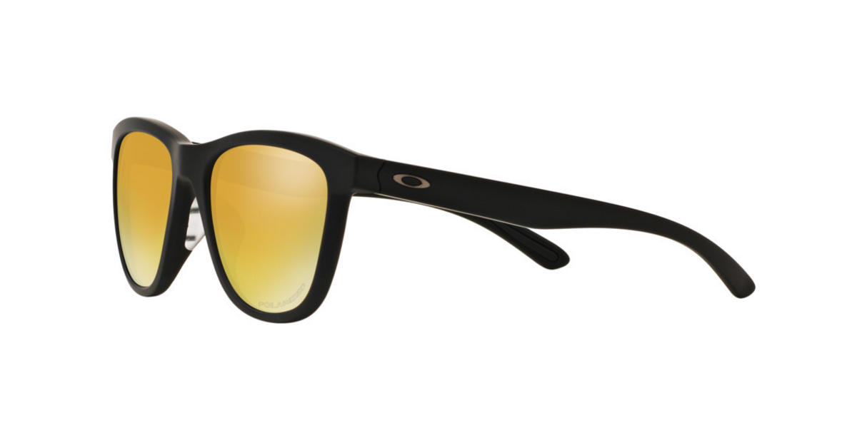 7e368212700 ... sweden oakley moonlighter sunglasses matte black with 24k iridium  polarized lens thumbnail 2 13ac3 63cea ...