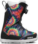 ThirtyTwo 32 Lashed BOA Womens Snowboard Boots Sample Tie Dye 2017 UK 4.5
