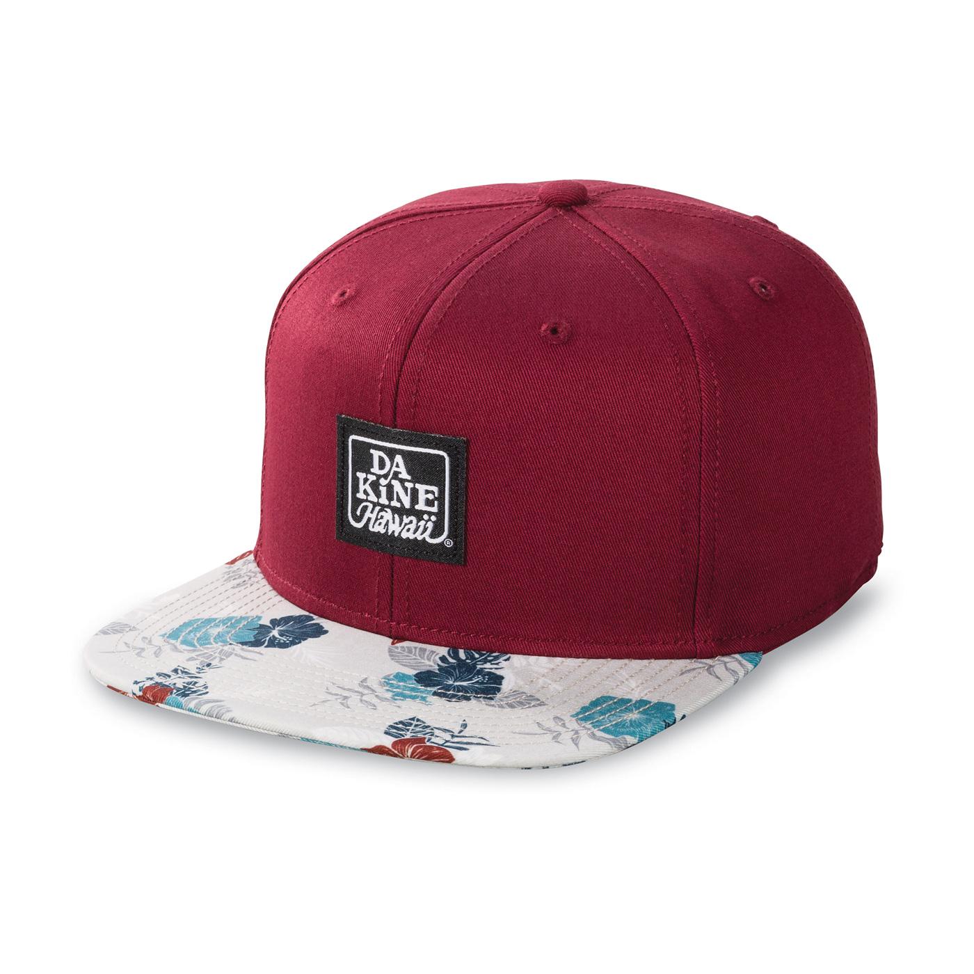 Sentinel Dakine Cap - Ano Rosewood Snap Back Hat - One Size Baseball Cap 6b1fd40255e