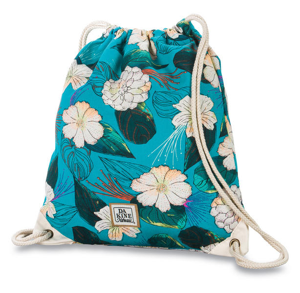Dakine Womens Paige 10L Shoulder Bag Pualani Blue Canvas