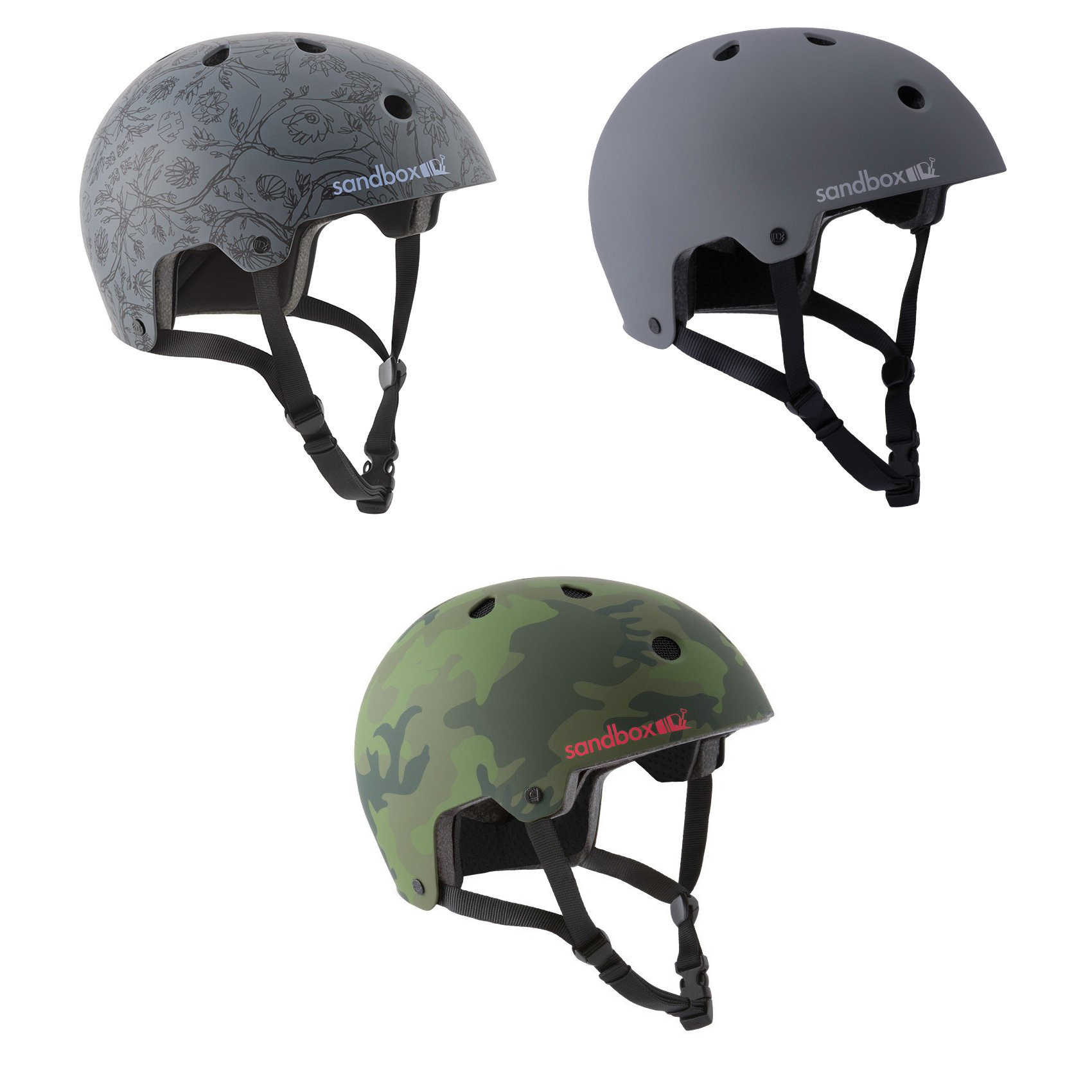 ad3844b048 Sandbox Legend Low Rider Wake Helmet