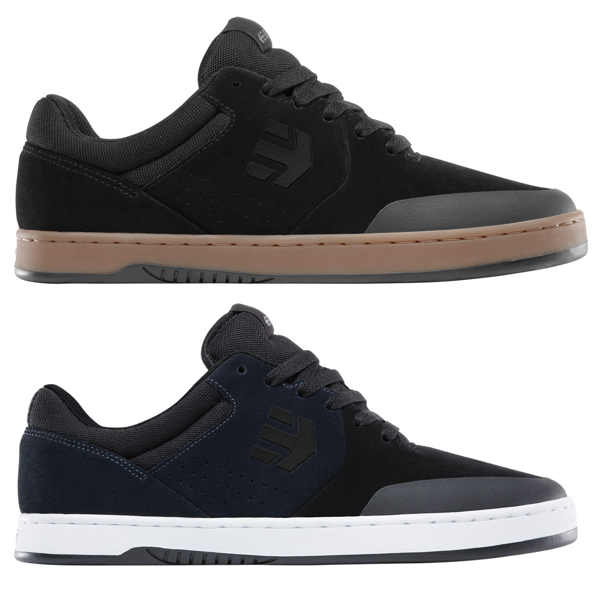 d232219b34 Sentinel Etnies Skate Shoes - Marana - Skateboarding Trainers Footwear  Black Navy Red Gum
