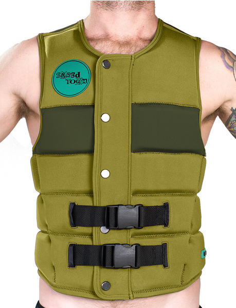 Ride Engine Shredtown Impact Vest